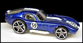 Shelby Cobra Daytona AGENTAIR 2