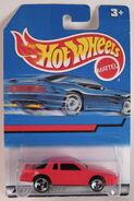Chevy stocker mexico 2001