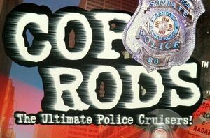 Cop Rods Vehicles-1999