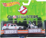 Ghostbusters 2-Pack package front