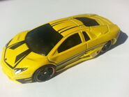 Lamborghini Reventón side