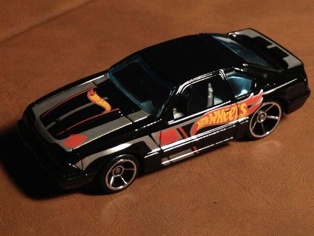 File:92 Ford Mustang black.jpg