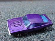 Cuda Purple on Purple