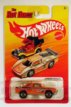 2012 Hot Ones - Subaru BRAT