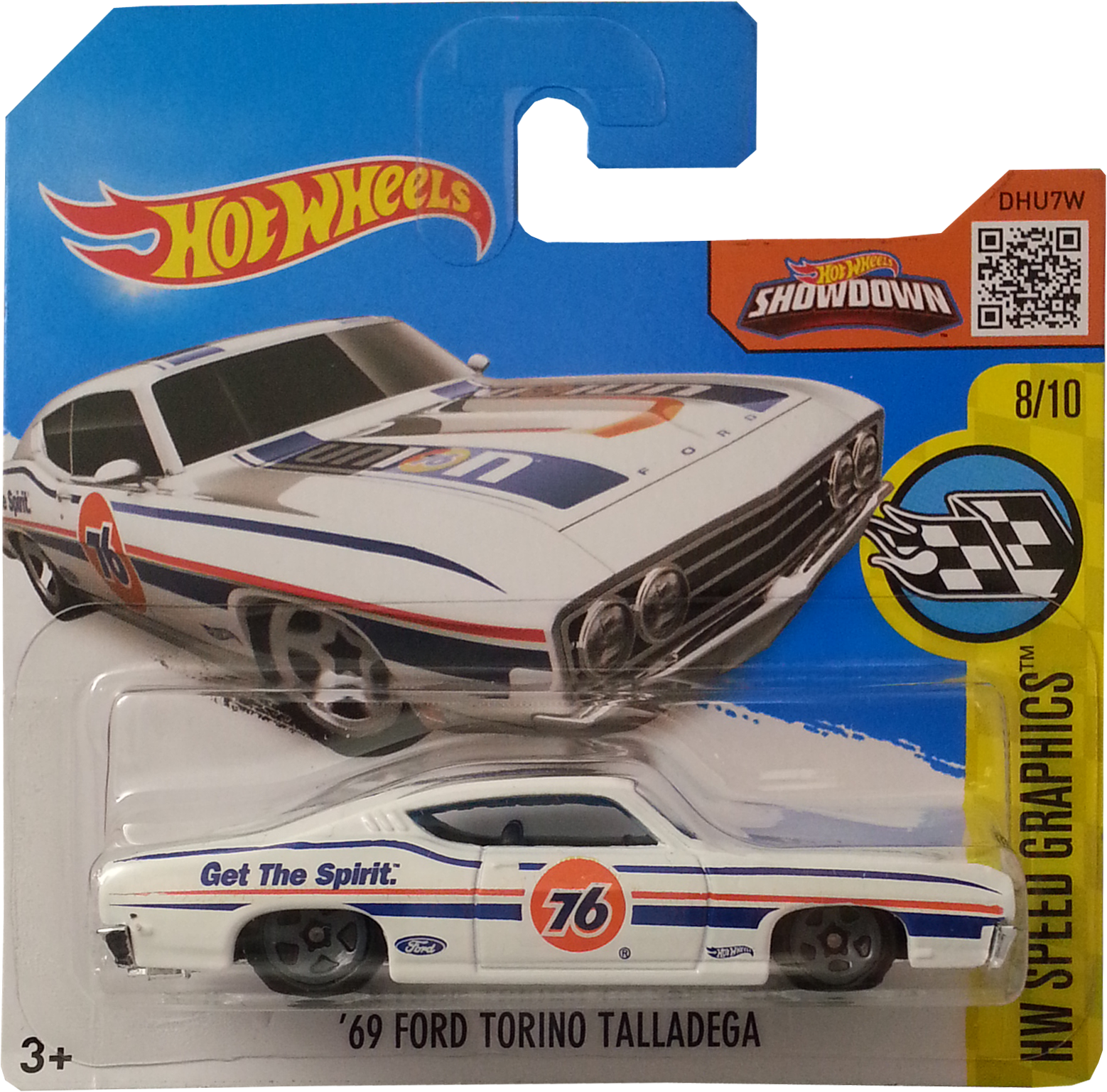 69 ford torino talladega package front