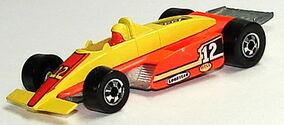 Formula Fever bw