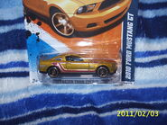 2010 Ford mustang GT 144