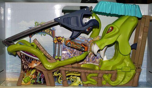Octopark Playset - 2552cf