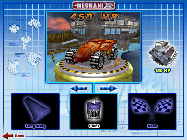 File:Shadow Jet was Playable in Hot Wheels Mechanix PC 2001 Original Game Colors.JPG