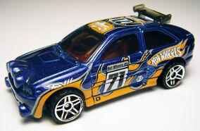 Escort Rally - 05 HW Racing Series