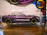 10 Camaro SS Purple