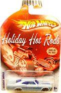 2009 holidayhotrod card