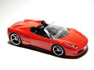 Ferrari 458 Spider 01