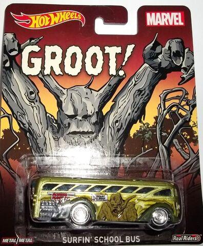File:HW-2015-Pop Culture-Mix D-Marvel-Surfin' School Bus-Groot!..jpg