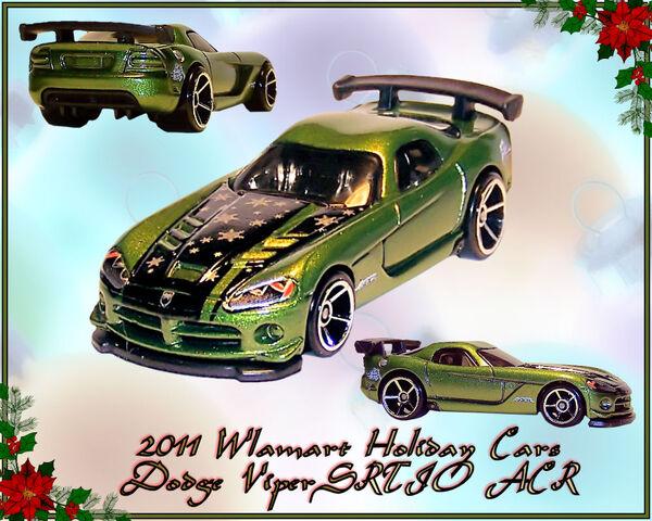 File:2011 Walmart Holiday HW Dodge Viper SRTIO ACR.jpg