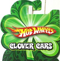 2009 Clover Car Card
