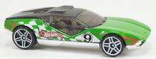 007a3 - 2013 Mystery Car - green