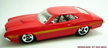 1000px-FORD '72 GRAN TORINO SPORT RED