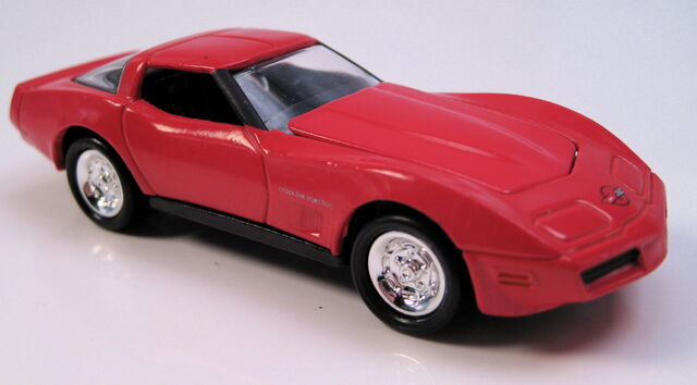File:82 Corvette red collectibles 2-car set car.JPG