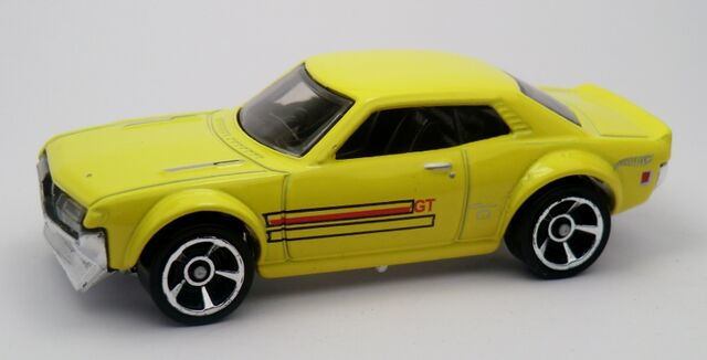 File:'70 Toyota Celica-2013 001 Yellow.jpg