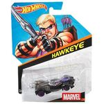 Carrinho-Hot-Wheels-Marvel-Hawkeye-Mattel 1