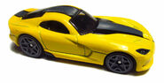 2014 BFD76 2013 SRT Viper
