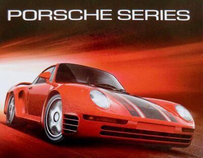 Porsche Series 2015