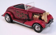 33 ford convertible grand national roadster show LE GY real riders CH base