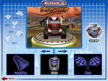 Long Shot was Playable in Hot wheels mechanix PC 3
