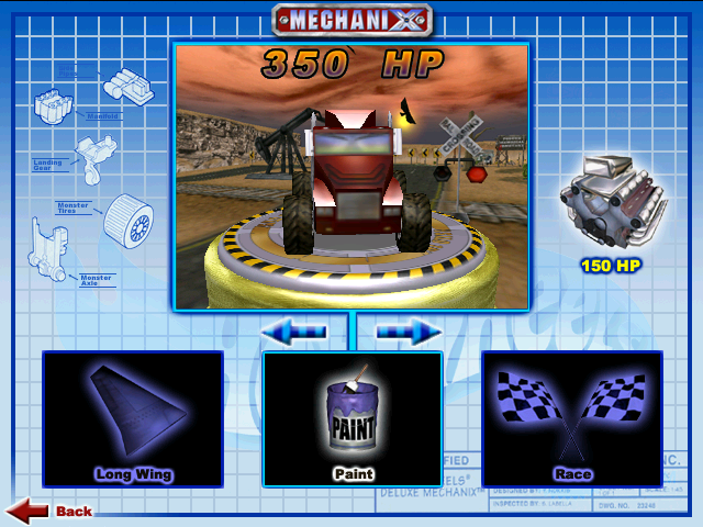 File:Long Shot was Playable in Hot wheels mechanix PC 3.PNG