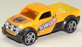 Dodge M80 yel
