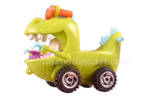 File:Hot Wheels Reptar Wagon from Rugrats.jpg