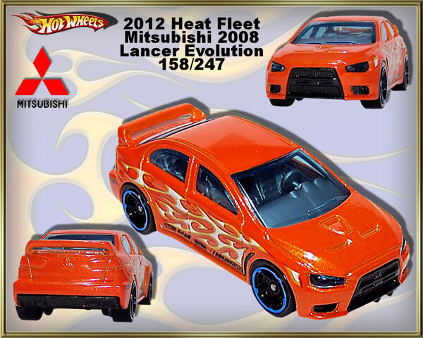 File:2012 Heat Fleet Mitsubishi 2008 Lancer Evolution 158-247.jpg