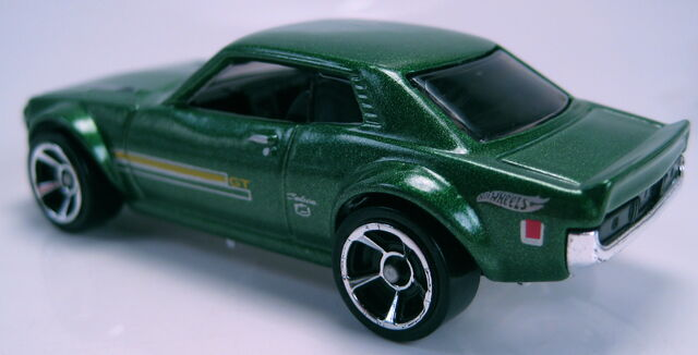 File:70 Toyota Celica green rear view.JPG