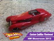 Custom Cadillac Fleetwood 2013