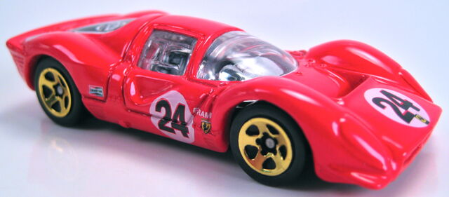 File:Ferrari P4 red 2002 First Editions.JPG