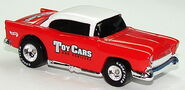 55 Chevy ToyCars