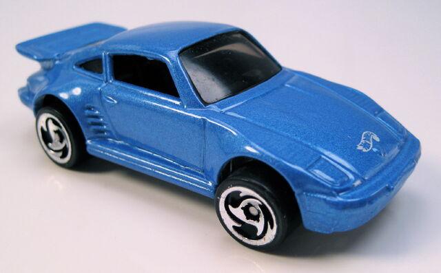 File:Porsche 930 blue with dw3 wheels.JPG