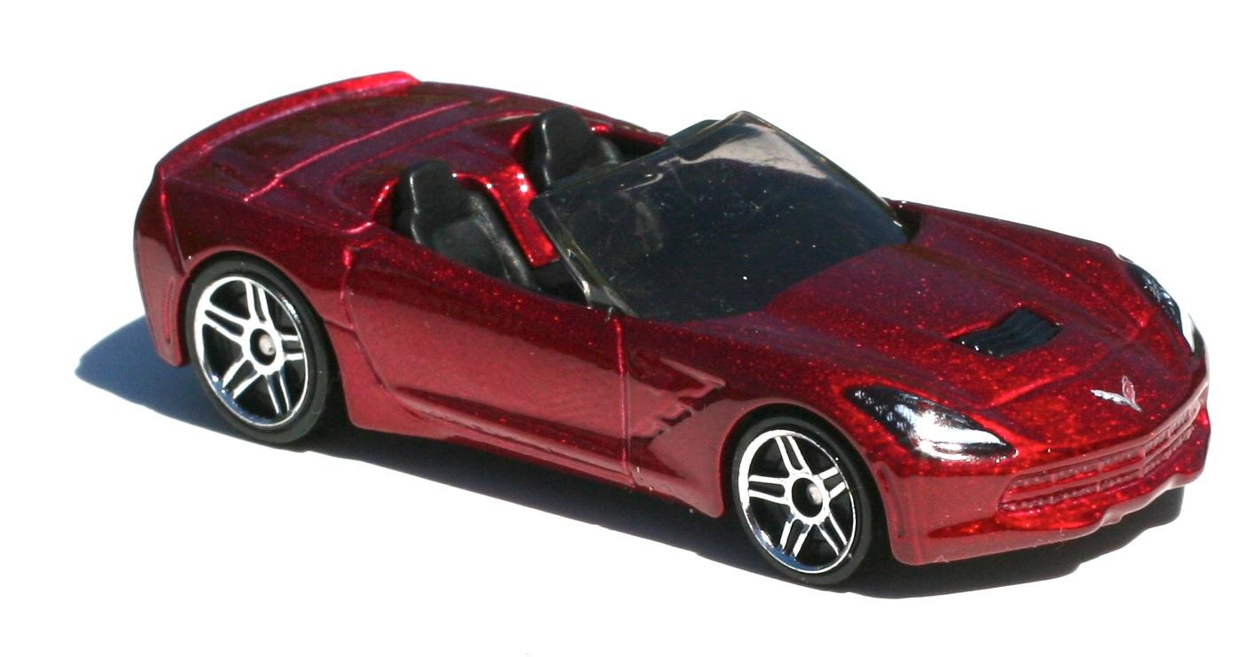 '14 Corvette Stingray Convertible   Hot Wheels Wiki   FANDOM powered by Wikia