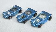 Light blue trio 1