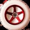 Chrome Red & White 5SP