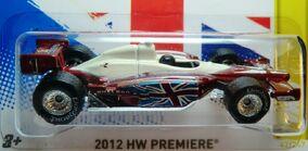 DW-1.042 2012 Dan Wheldon