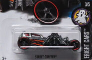 2017 Zamac Street Creeper Orange-Black OH5SP