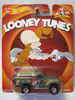 Hot Wheels 2014 Pop Culture Looney Tunes 85 Ford Bronco 4x4 Card