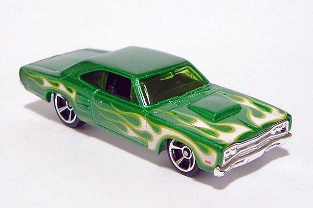 File:HW '69-Dodge-Coronet-Superbee Green DSCF7626.jpg