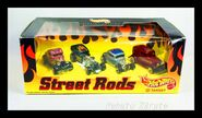 Street Rods 4 Pack  1998