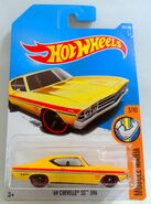 69 Chevelle SS 396 - Muscle M 3 - 17 Cx