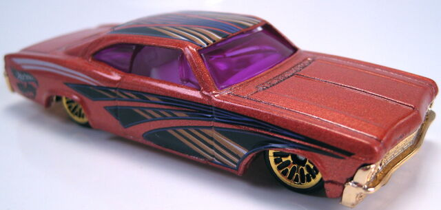 File:65 impala lowrider gold lace wheels concrete cruisers 5 pack 2003.JPG