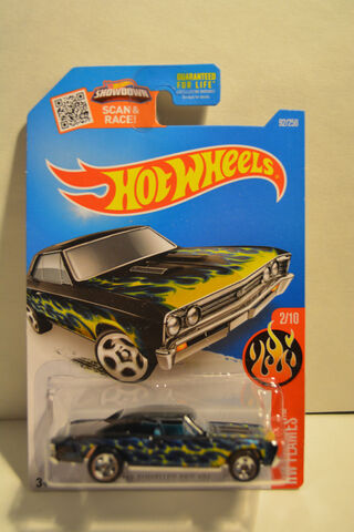 File:2016 '67 Chevelle SS 396.jpeg