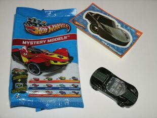 Tesla Roadster, 2013 Mystery Models